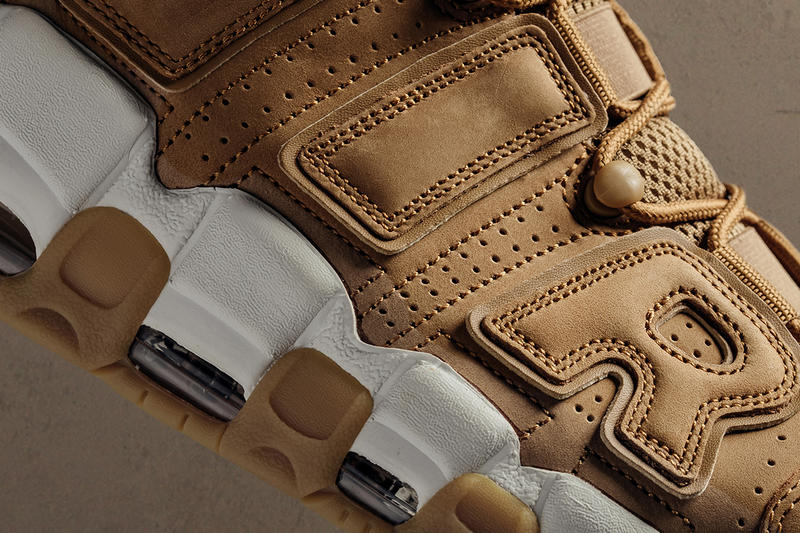 Nike Air More Uptempto 96 Premium Flax
