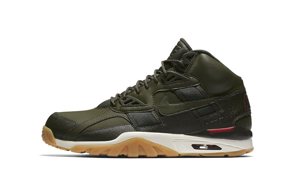 best service 9025d 9883c Nike Air Trainer SC High Winter