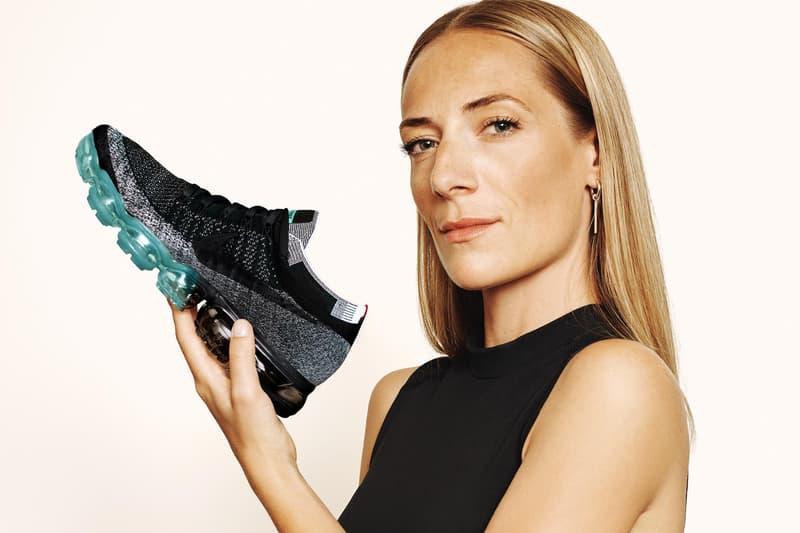 Johanna Schneider Nike Air Vaporman Flyknit Sportswear NIKEiD
