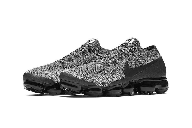 9545e909a386dc Nike Air VaporMax Black Grey Oreo 2.0 Colorway