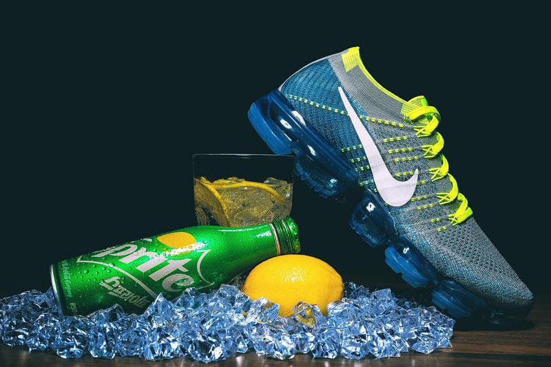 Nike Air Vapormax Sprite First Look Sneakers Shoes Footwear sneakerprophet Instagram