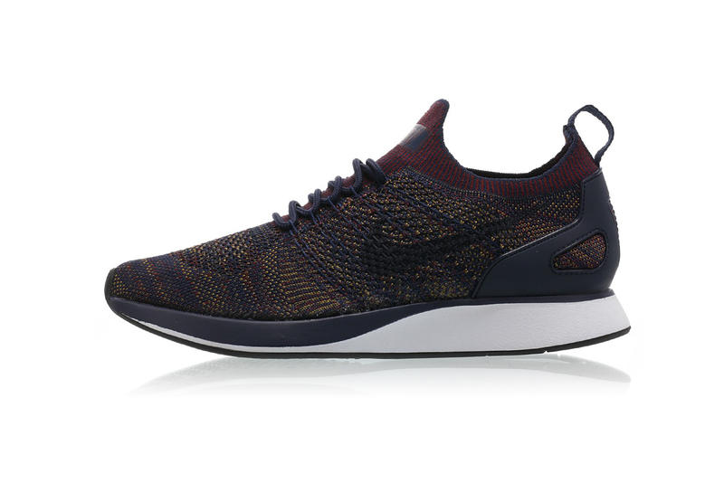 386e28cce8a0b Nike Air Zoom Mariah Flyknit Racer College Navy Bordeaux Desert Moss Black  2017 September Release Date