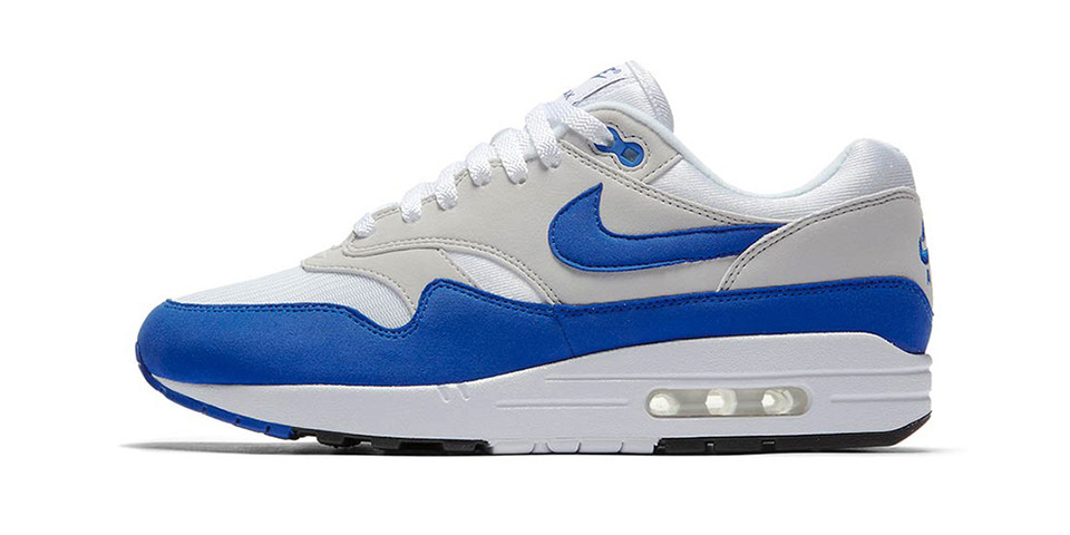 preámbulo Clan Distraer  Nike Air Max 1 Sport Royal October 2017 Restock | HYPEBEAST