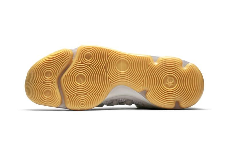 buy popular ddf08 765a2 Nike KD Kevin Durant 10 Light Grey Bone Gum Sole