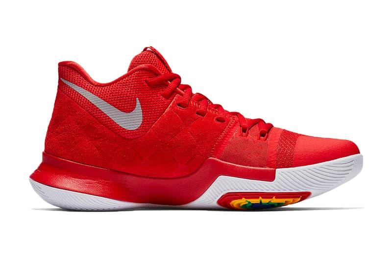 Nike Kyrie 3 University Red