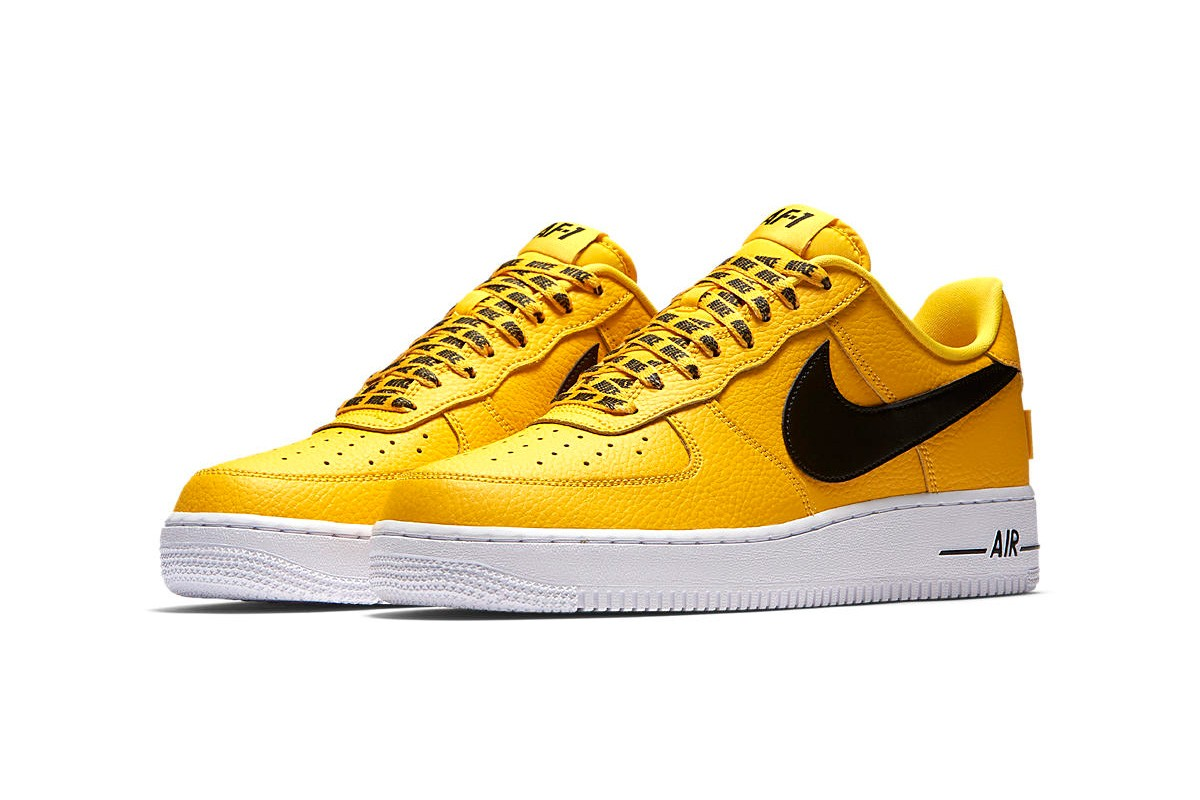 Nike NBA Air Force 1 Low Release Date