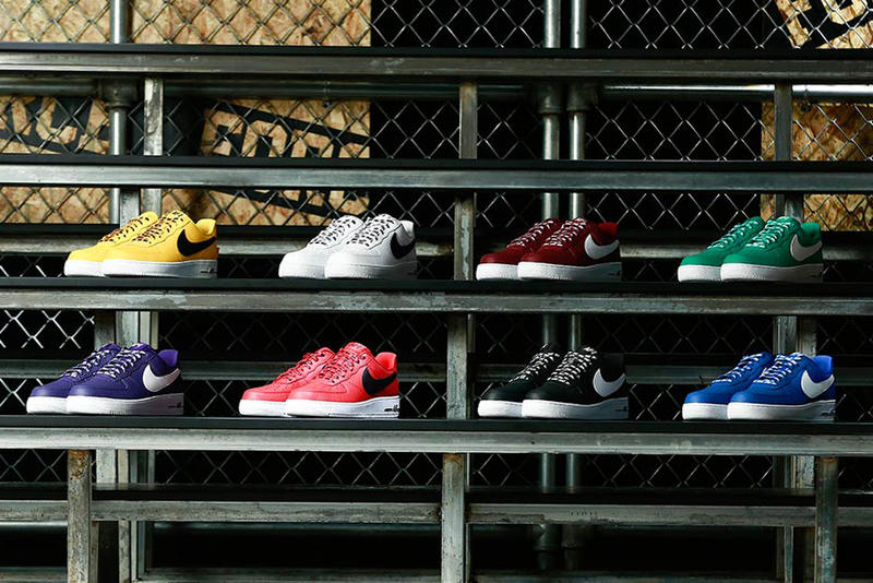 "Nike NBA ""Statement Game"" Air Force 1 Pack"