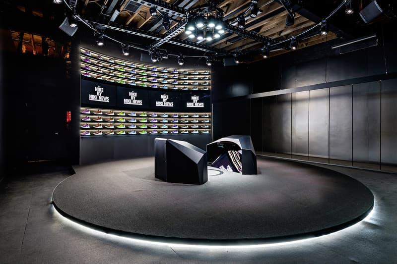 Nike Live Design Experience Customization Nike Presto X New York