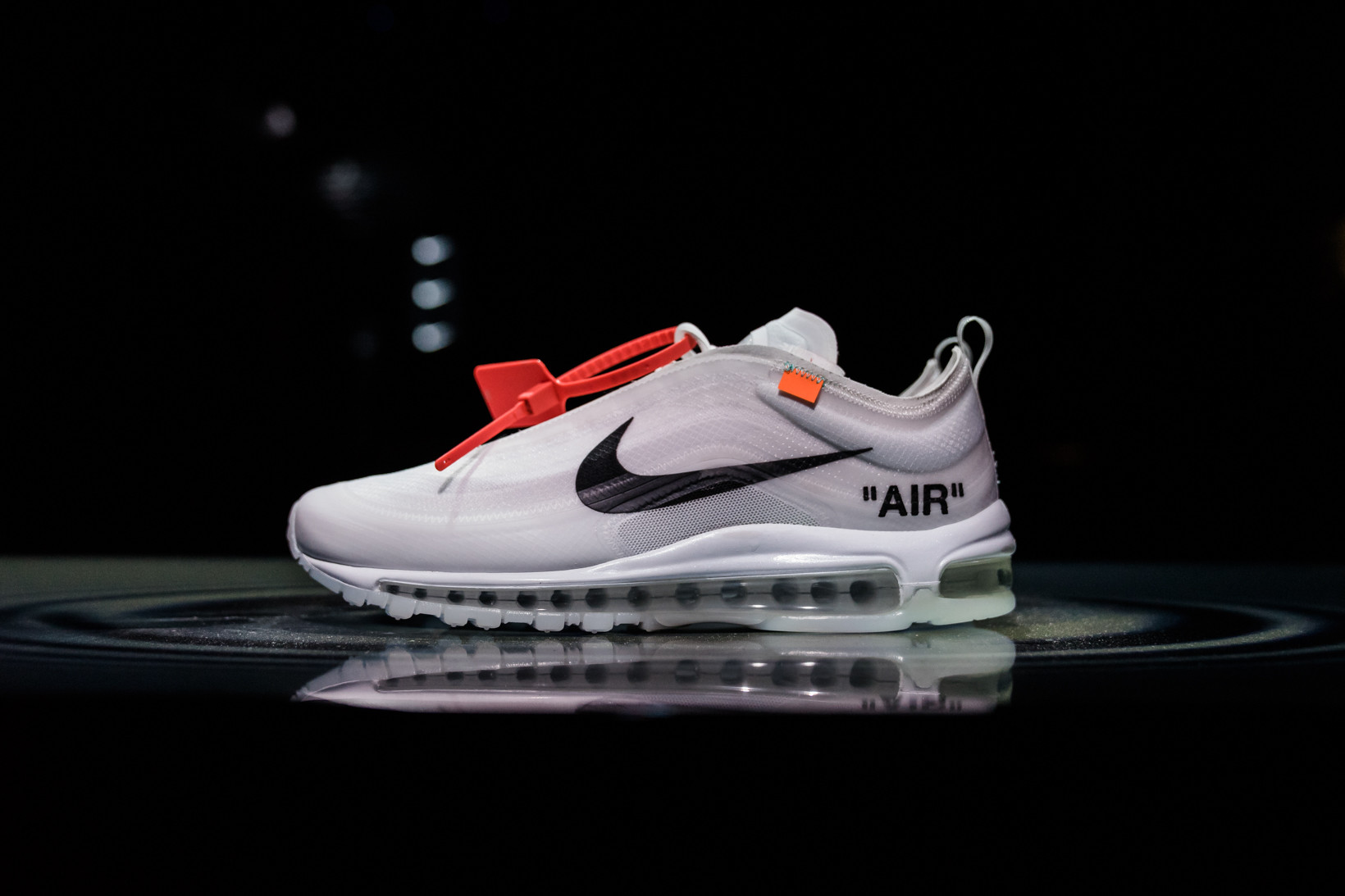 Virgil Abloh NIKE OFF CAMPUS Day 1