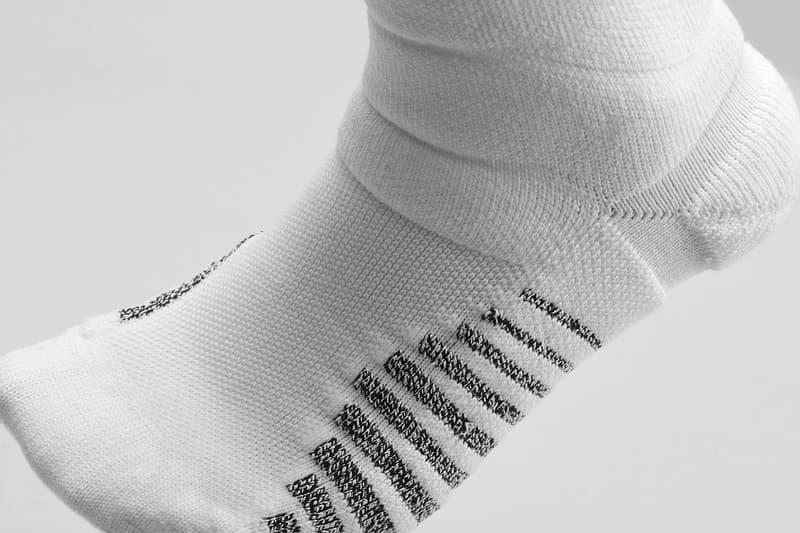 Nike Officially Reveals NBA Socks footwear black white