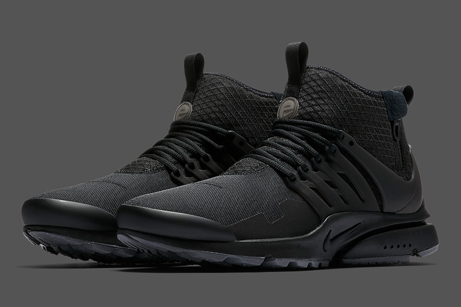 nike presto high ankle