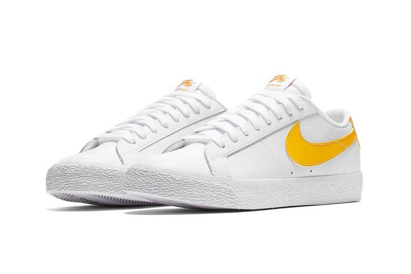 newest a8e12 c04ba Nike Brings Back the SB Blazer Low in Two Colorways | HYPEBEAST