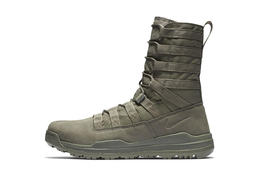 Nike SFB Gen 2 Olive Green Tan Brown Special Field Boot 2017 Fall Release Date Info Sneakers Shoes Boots Footwear