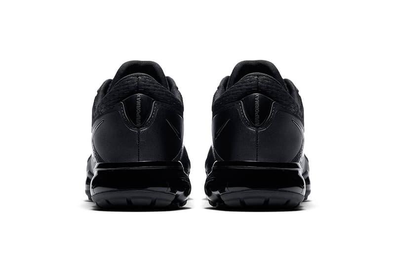 Nike VaporMax CS Triple Black