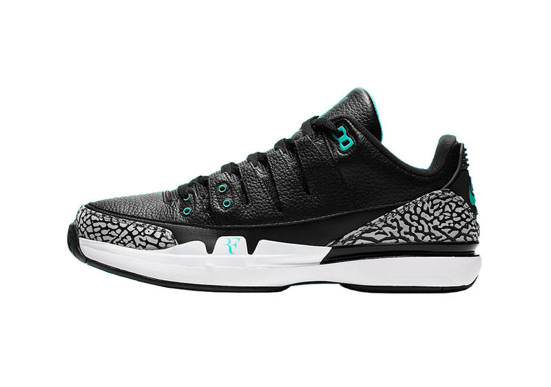 840028976c3002 Roger Federer Nike Zoom Vapor Tour AJ3 atmos Colorway Release Date Info  October 2017 Price