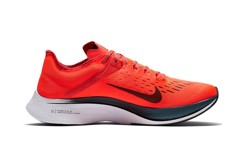 the latest b8ff8 60323 Nike Zoom Vaporfly 4% Bright Crimson