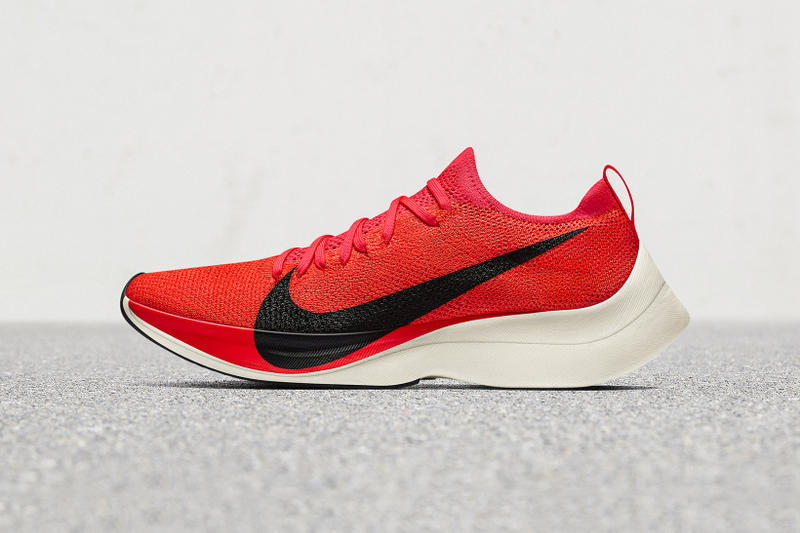 info for f19b7 ec4d5 Nike Zoom Vaporfly Elite Eliud Kipchoge Red 2017 September 23 24 Release  Date Info Sneakers Shoes