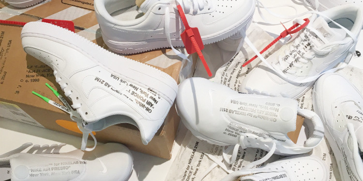 Virgil Abloh Extra Credit Nikelab 21m Customs Hypebeast