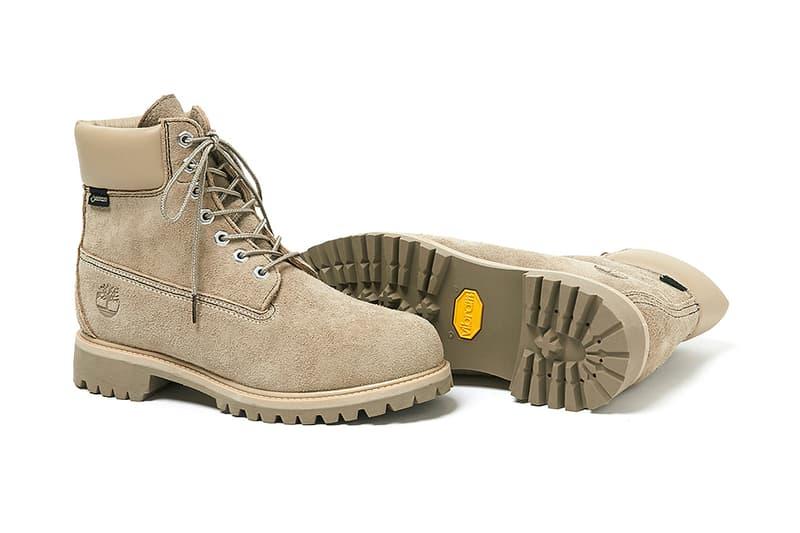 nonnative Timberland GORE TEX 6 Inch Boot Six Vibram Desert