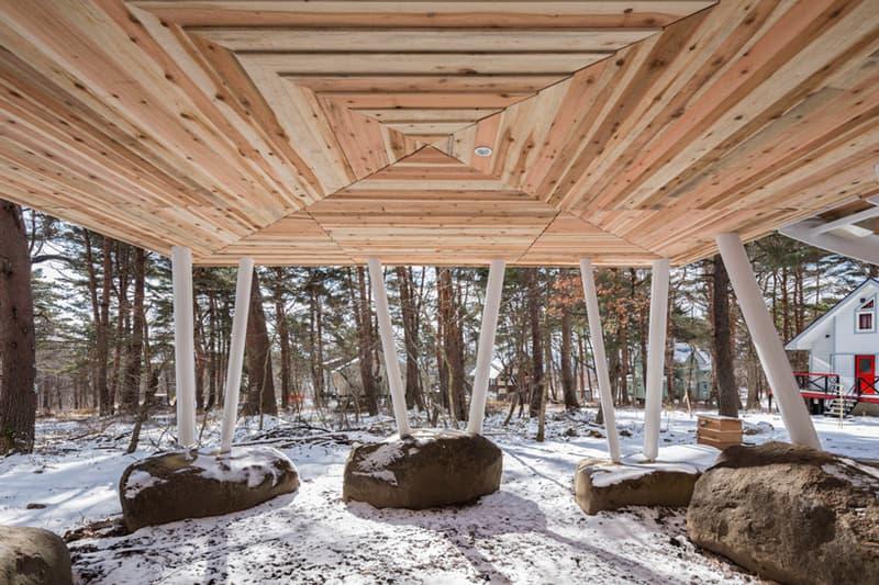 Life Style Koubou Architecture Design Woodland House Mount Bandai Fukushima Japan