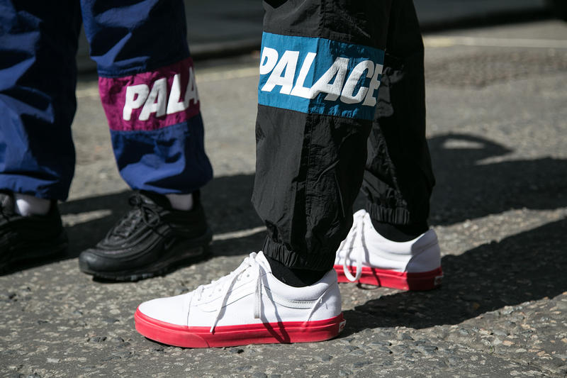 Palace 2017 Fall Winter September 1 Second London Drop Photos Highlights Street Style Skateboards