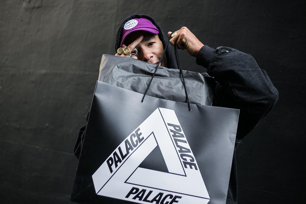 Palace Skateboards 2017 Fall Drop 3 London Style Street Style Streetwear Photography