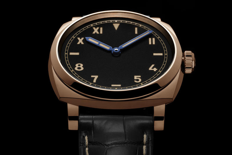 Panerai Radiomir 1940 3 Days Oro Rosso 42mm Watches Timepiece Accessories