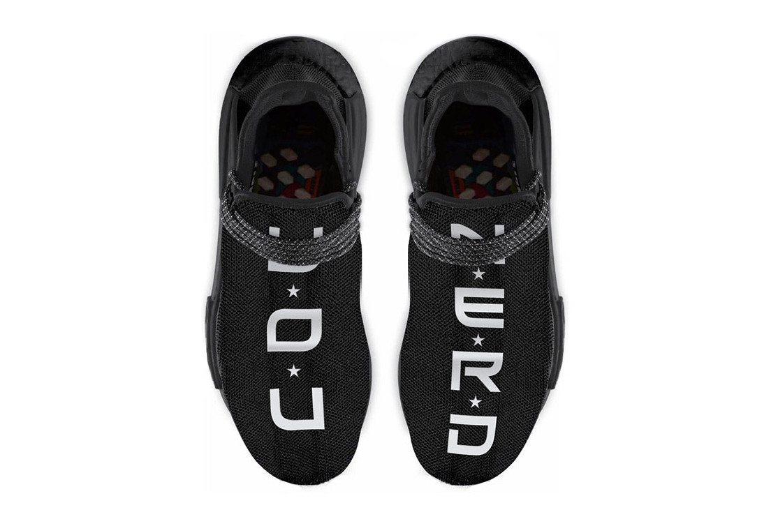 N.E.R.D. adidas Hu NMD Seen on Pharrell