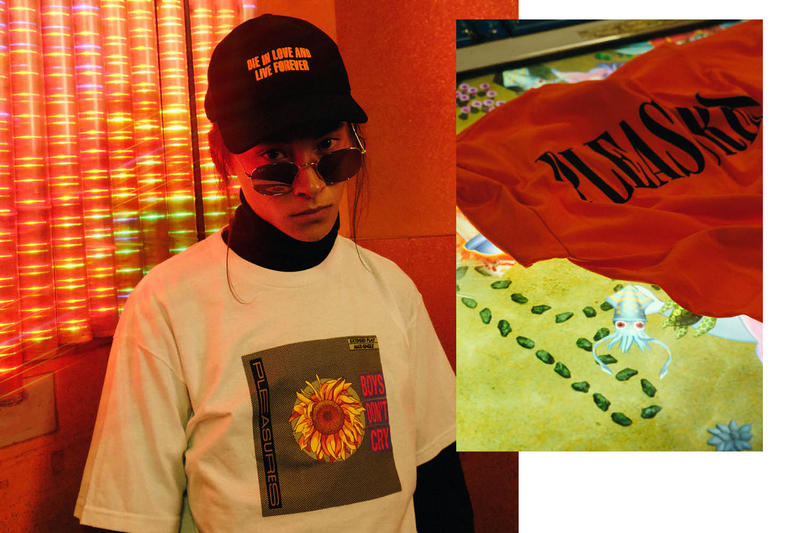 PLEASURES Fall Winter 2017 From the Cradle to the Grave Editorial HBX HYPEBEAST Store E Commerce