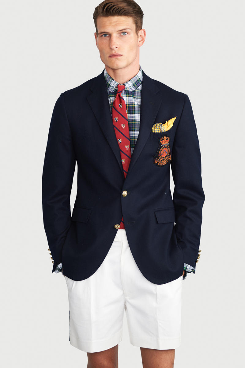 Polo Ralph Lauren Spring 2018 Mens Menswear Collection