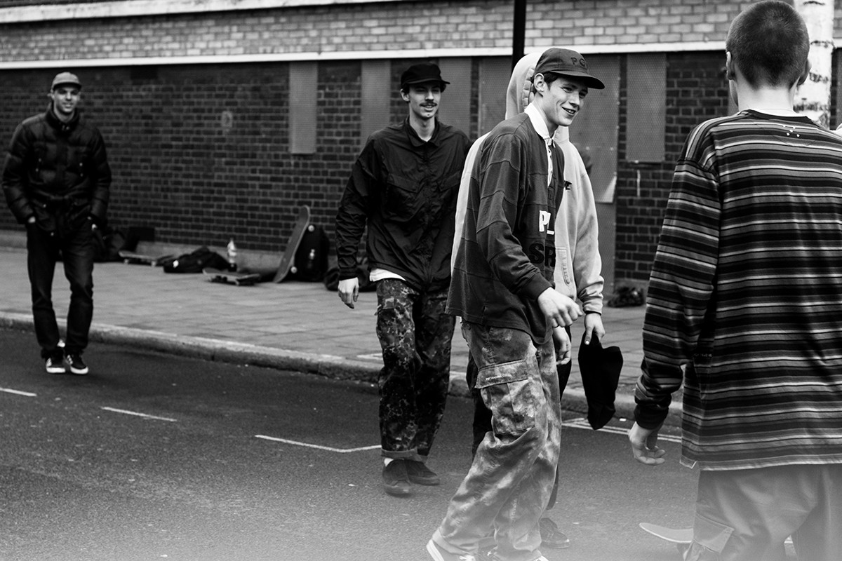 Pop Trading Company Amsterdam Skate Brand Lookbook