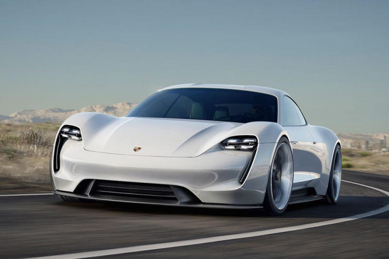 Porsche Mission E Electric Car Price Release Date