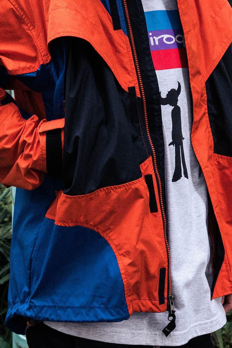 PORTRATION Vintage Clothing Pop Up Shop atmos BLUE OMOTESANDO DMX Sade Public Enemy Release Date Info Drops October 1