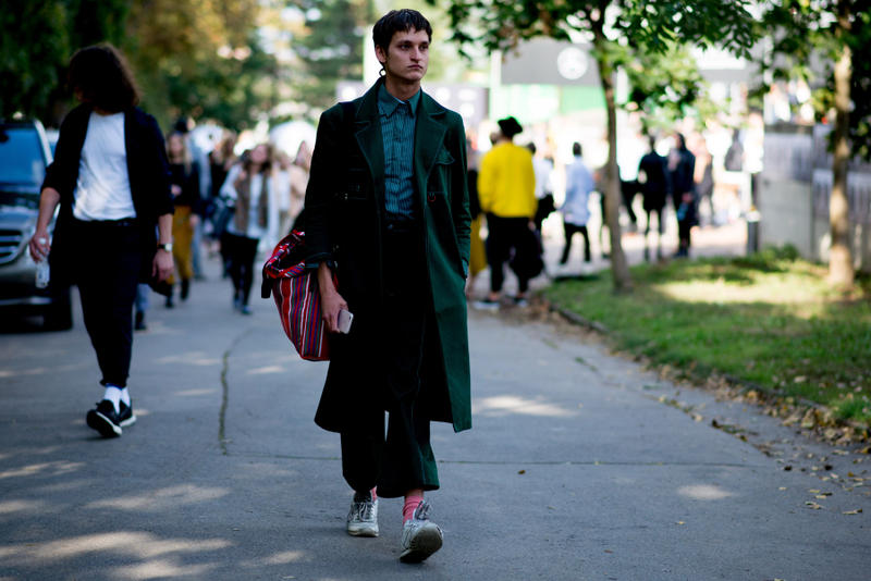 Prague Fashion Week 2018 Street Style