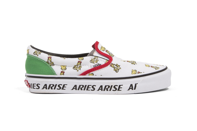 Best Streetwear Europe Our Legacy Vans Aries Stone Island adidas Martine Rose NAPA Tourne de Transmission Moncler Craig Green Maison Kitsune September 23
