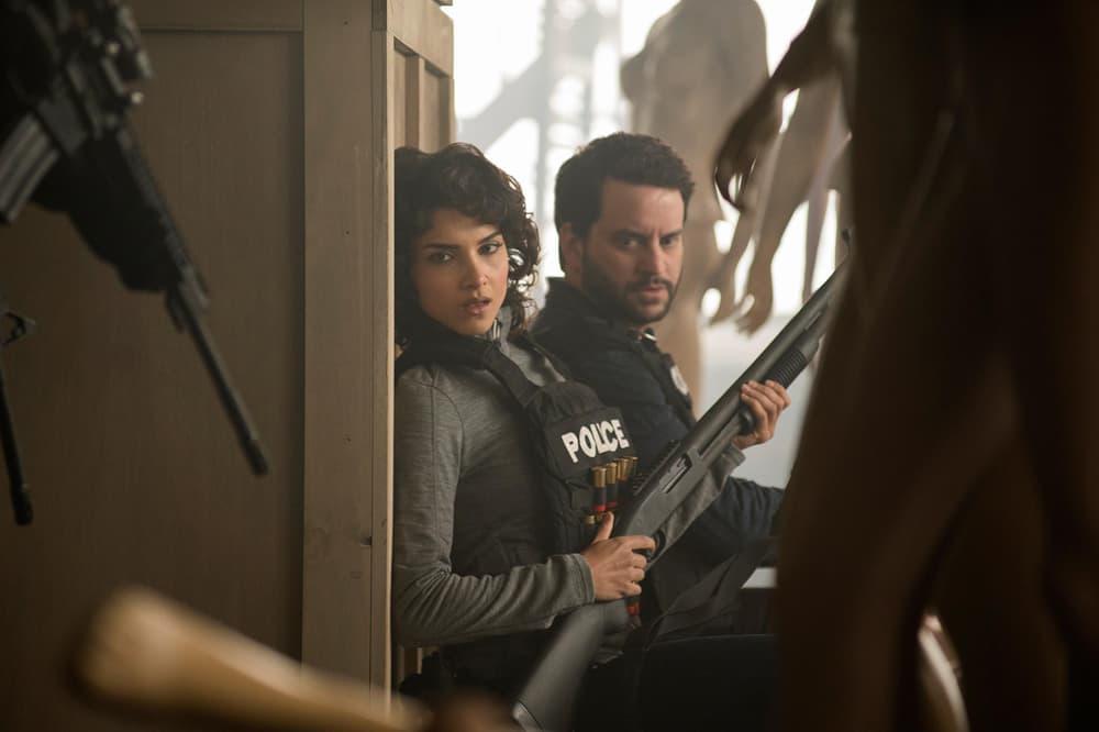 Netflix The Punisher New Photos Defenders Marvel Spinoff Daredevil Jessica Jones Luke Cage Iron Fist Frank Castle Karen Page