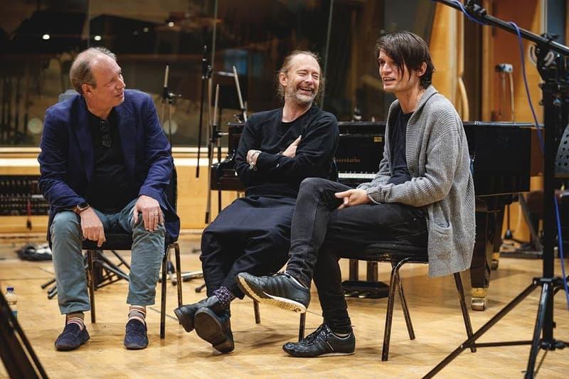 Radiohead Hans Zimmer Ocean Bloom Single Stream 2017 September 27 Release BBC Blue Planet II Prequel