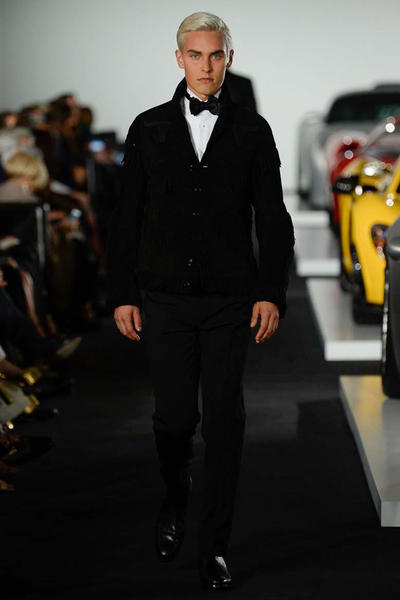 Ralph Lauren Fall 2017 Ready-To-Wear Collection