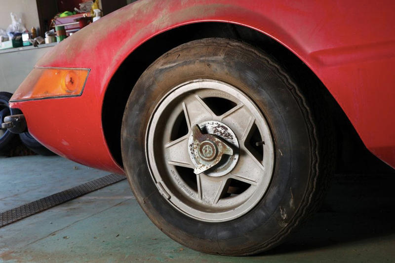Rare Ferrari Daytona 365 GTB/4