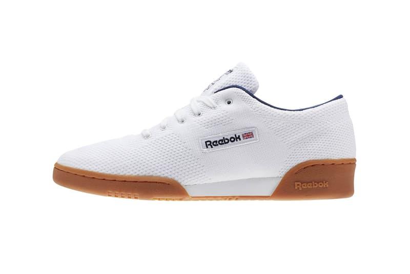 Reebok Workout Clean Ultraknit white