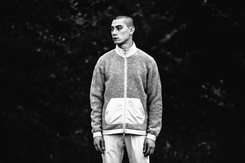 Reigning Champ Fall Winter 2017 Sea To Sky Collection Lookbook
