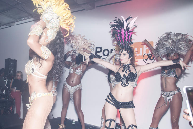 PornHub x Richardson Launch Party Recap