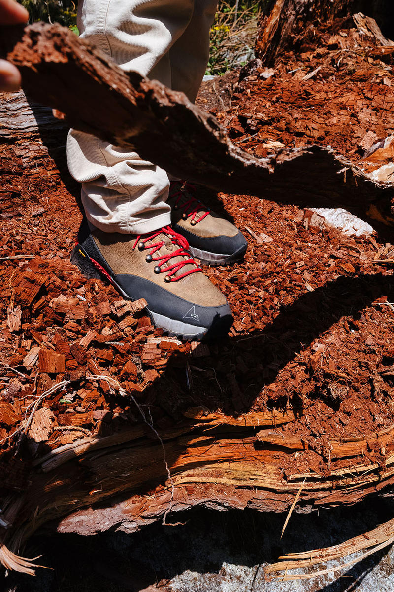 ROA ALYX Hiking Boots Lookbooks Technical Footwear