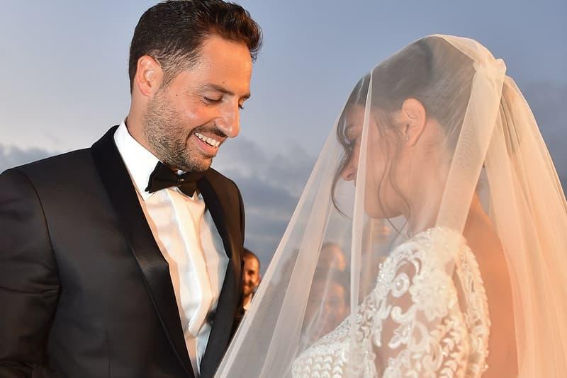 Kith Founder Ronnie Fieg Shir Yaakov's Wedding Israel