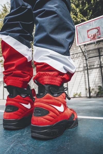 Ronnie Fieg Teases Nike Air Maestro KITH footwear apparel