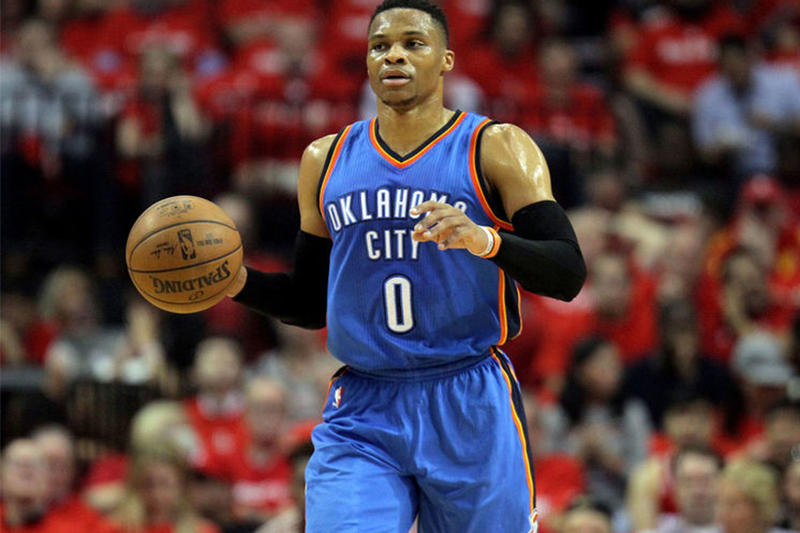 Russell Westbrook 5 Year 205 Million USD Dollar Extension OKC Oklahoma City Thunder 2017 September 29