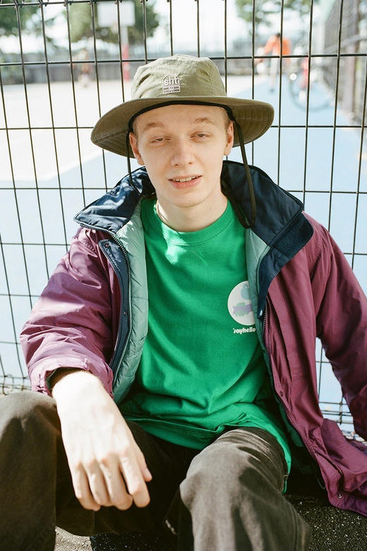SAYHELLO 2017 Issue 2 2017 September Release Date Info Tokyo Japan fall winter style fashion clothing t-shirts hoodies jackets coats