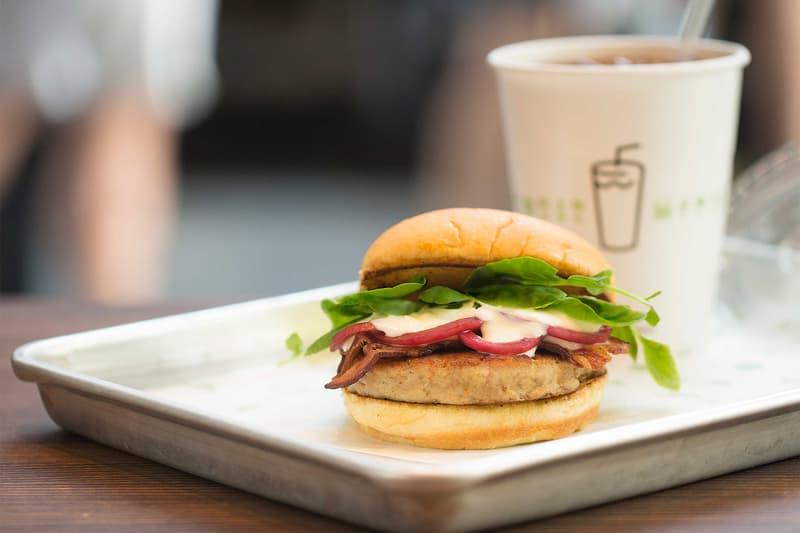 Fergus Henderson Shake Shack Eel Burger Chef Collaboration Danny Meyer St John Food Burger Donut Wine