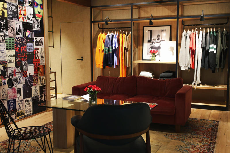 Inside the NOAH CLUBHOUSE in Tokyo