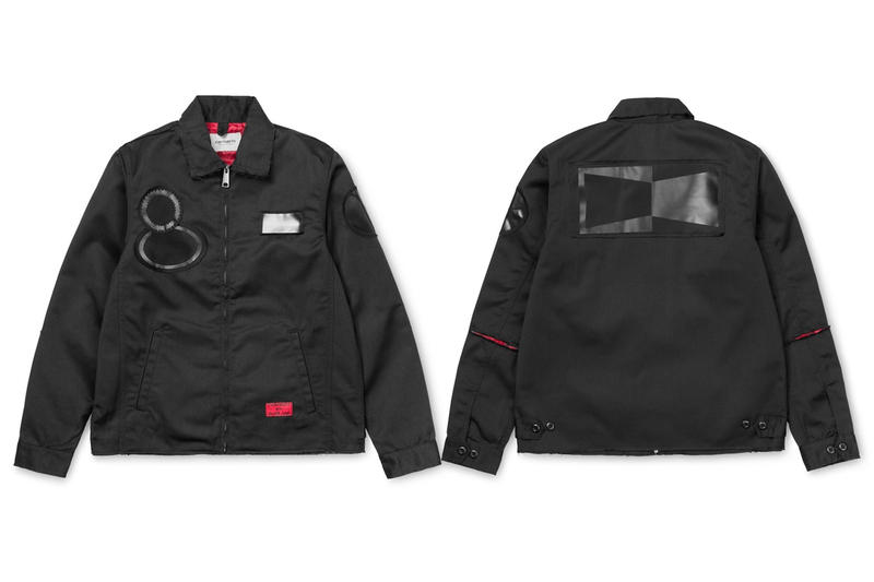Slam Jam Carhartt WIP Minute Man Service Capsule Collection Collaboration